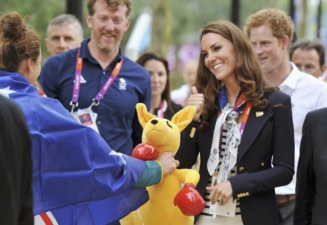 Kate Middletons Style Evolution at London 2012