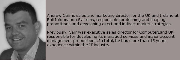 Andrew Carr Bull Information Systems