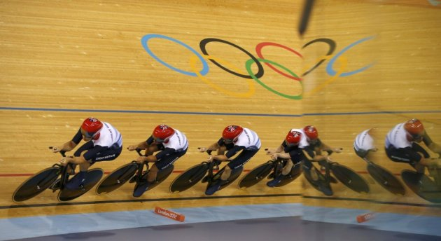 Team Pursuit