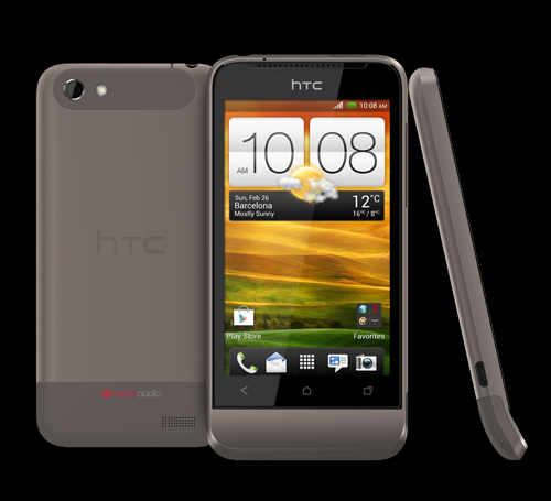HTC to Launch 'Proto' Later This Year, a Better One V with Dual-Core Snapdragon S4 Processor