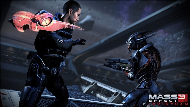 'Mass Effect 3: Leviathan DLC' Will Impact or Change the ME3 Ending [SPOILERS]