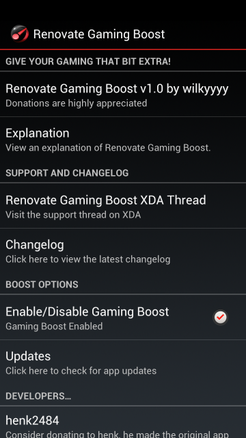 HTC One X Gets Processor Boosting App for Enhanced Gameplay