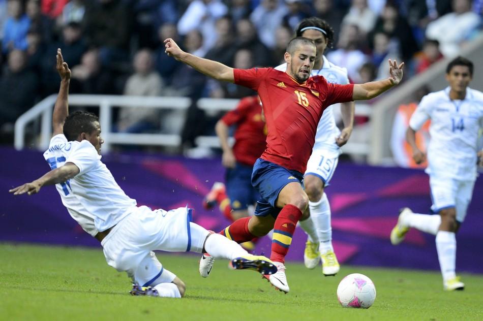Malaga's U21 Spanish Star Isco