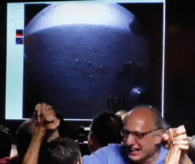 NASA039s curiosity