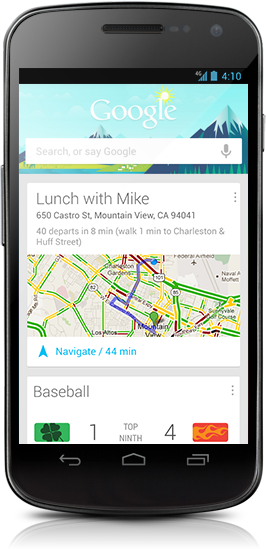 Google Now with Voice Search Working on Android ICS Devices [GUIDE]
