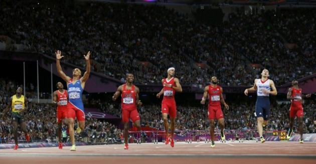 400m hurdles