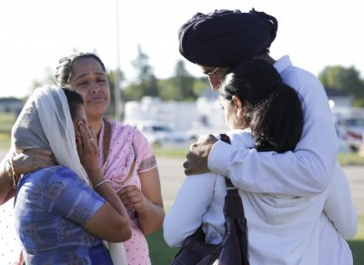Sikh temple attack