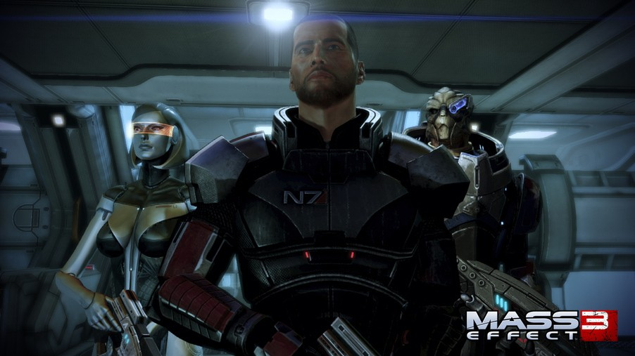 'Mass Effect 3' for Wii U Features New Powerful Weapons and Interactive Comic