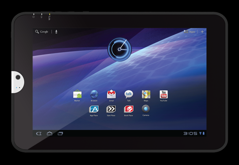 Toshiba Thrive Receives Android 4.0.4 Update