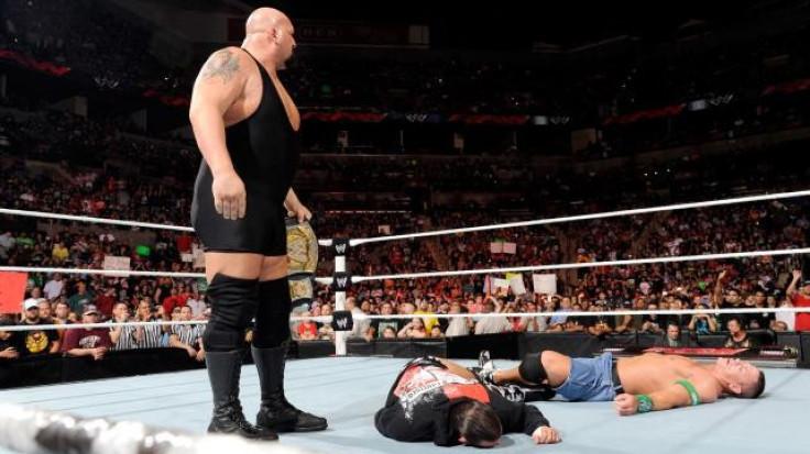 Big Show WWE Title