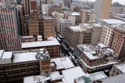 Snow Johannesburg 2