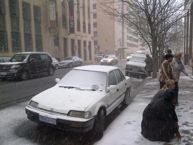 Snow Johannesburg 3