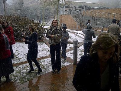 Snow Johannesburg 4