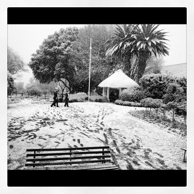 Snow Johannesburg 5