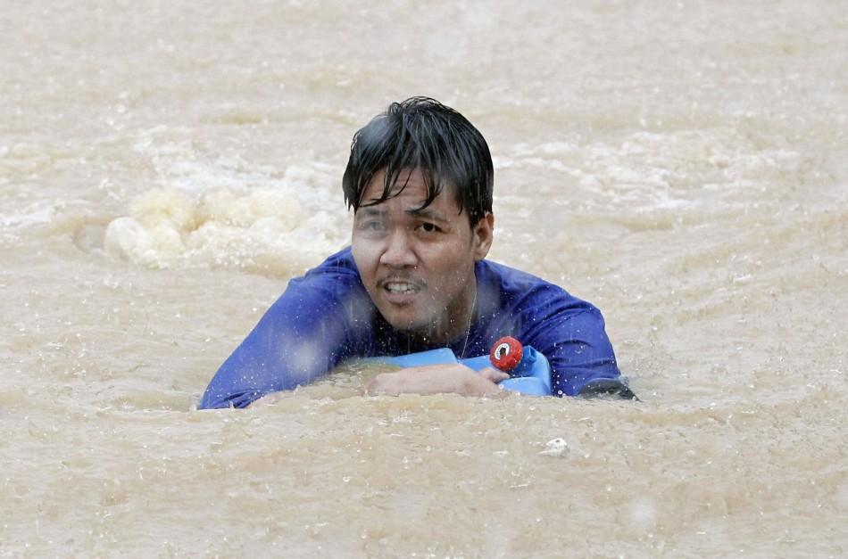 Manila floods