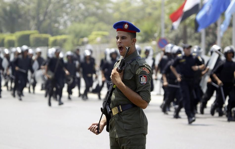 Egypt border attack