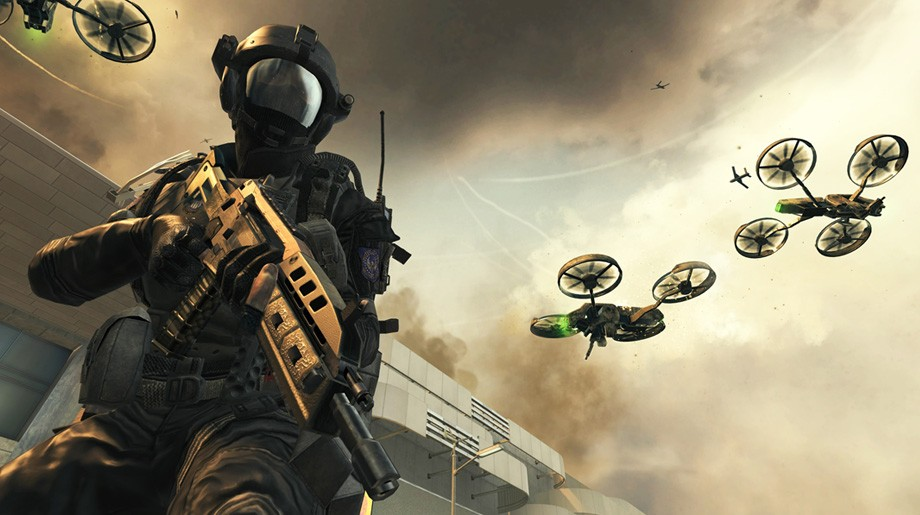 Call of Duty: Black Ops 2 Multiplayer Gameplay