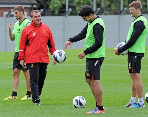 Rodgers Suarez Gerrard