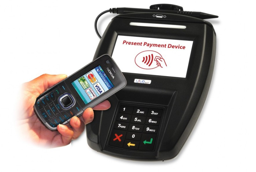 Where can I use NFC Payment?