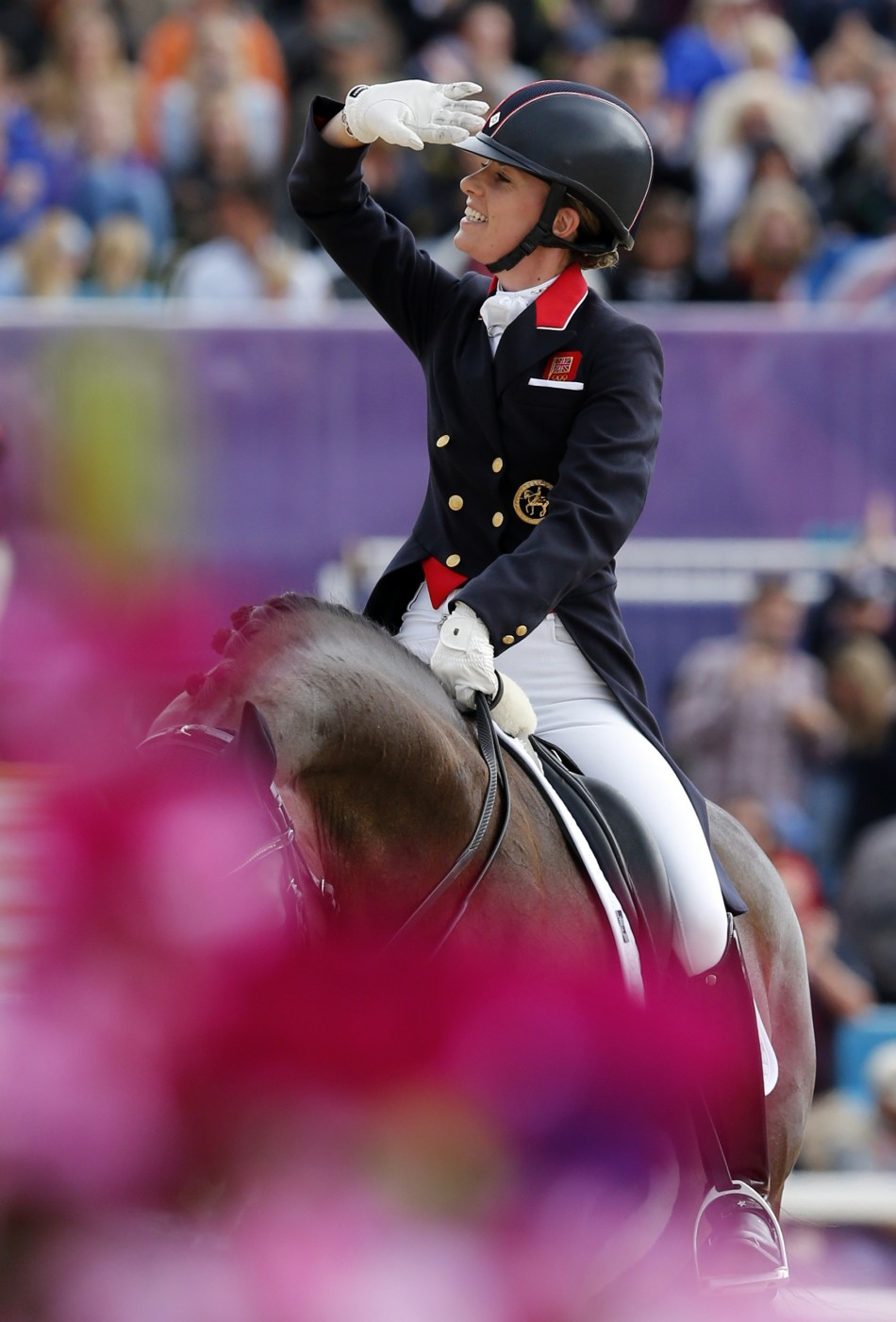 London Equestrian Olympics 2012 The Saddle Sisters