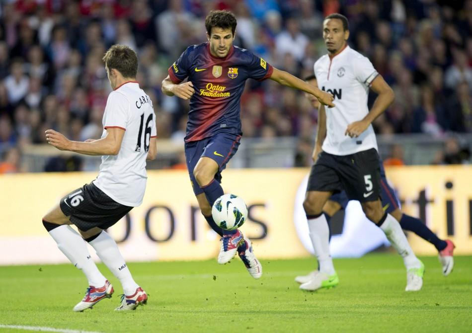 Manchester United vs Barcelona: Pre-Season Friendly