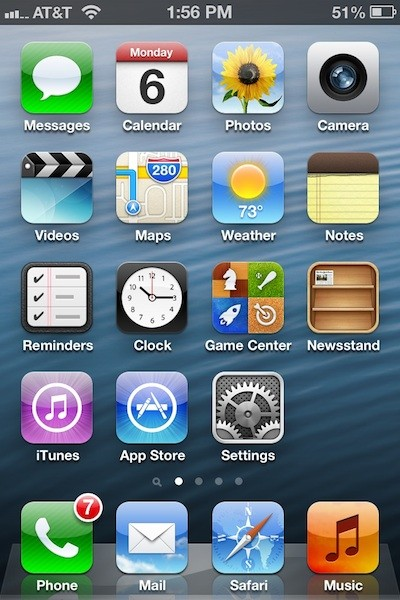 Apple iOS 6 Beta 4 Brings Bug-Fixes and Feature Updates [REPORT]