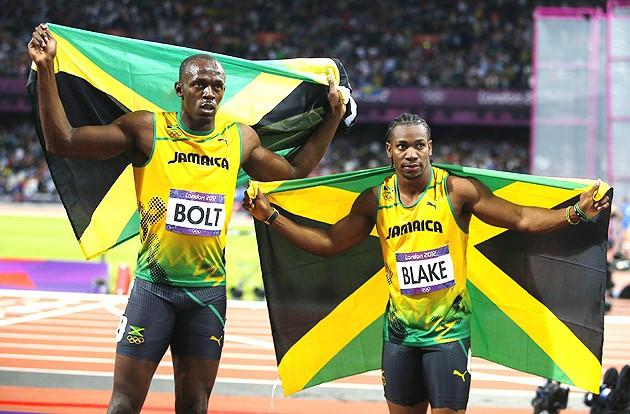 Bolt and Blake