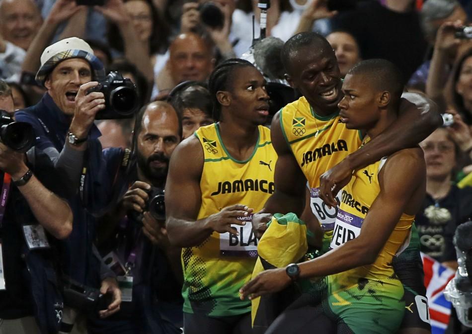 Bolt, Blake, Weir