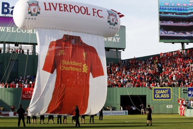 Liverpool in the US