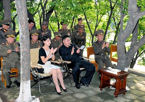 Is North Korean leader Kim Jong-un's Wife Pregnant?