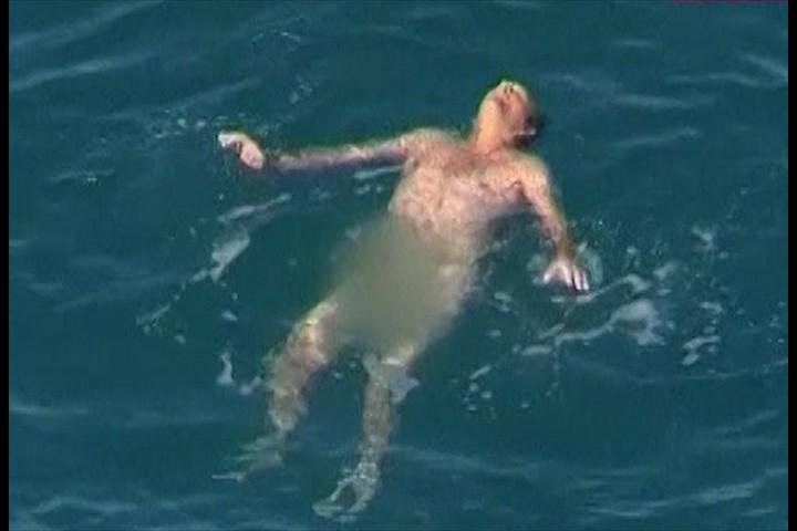Naked Fisherman