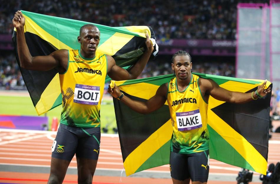 Bolt vs Blake