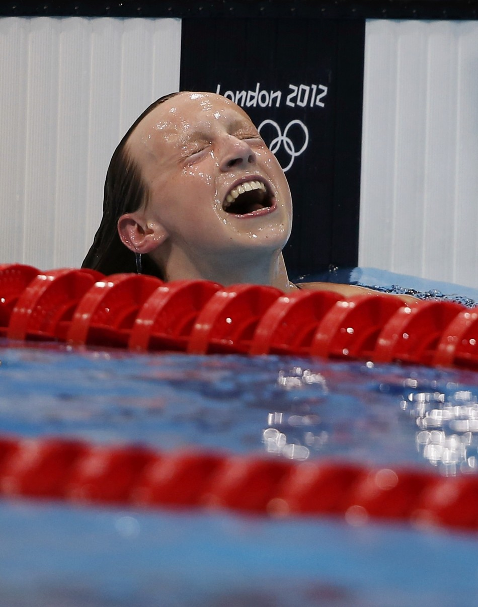 Most Memorable Moments of London Olympics 2012