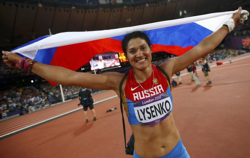 Tatyana Lysenk