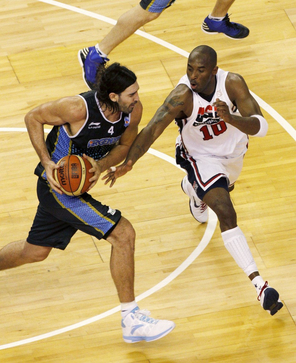 London Olympics 2012: Basketball