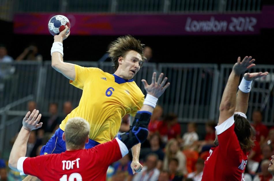 London Olympics 2012: Handball
