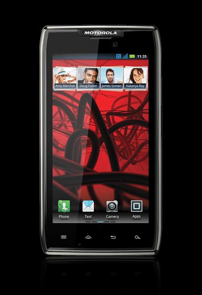 Motorola Rolls Out ICS Update for Motorola Razr and Razr Maxx in UK
