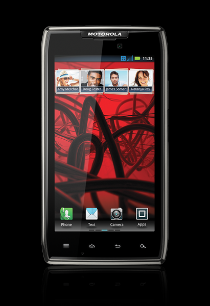 Motorola Rolls Out ICS Update for Motorola Razr and Razr Maxx in UK
