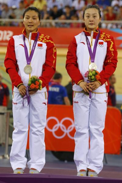Gong Jinjie and Guo Shuang