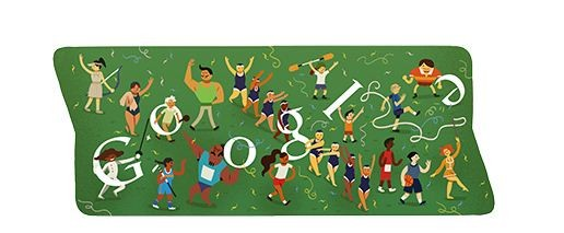 London Olympics 2012: Google Doodles through the Olympics, All the Funny and Quirky Doodles