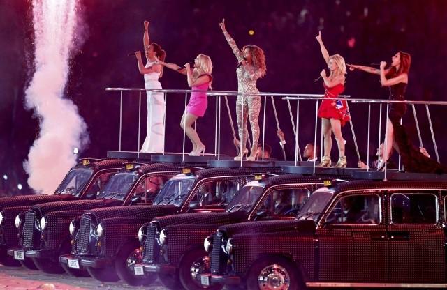Olympics Closing Ceremony Performances