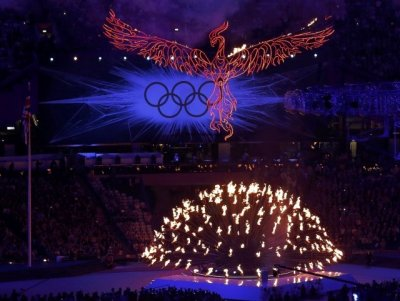 Olympics Closing Ceremony Performances