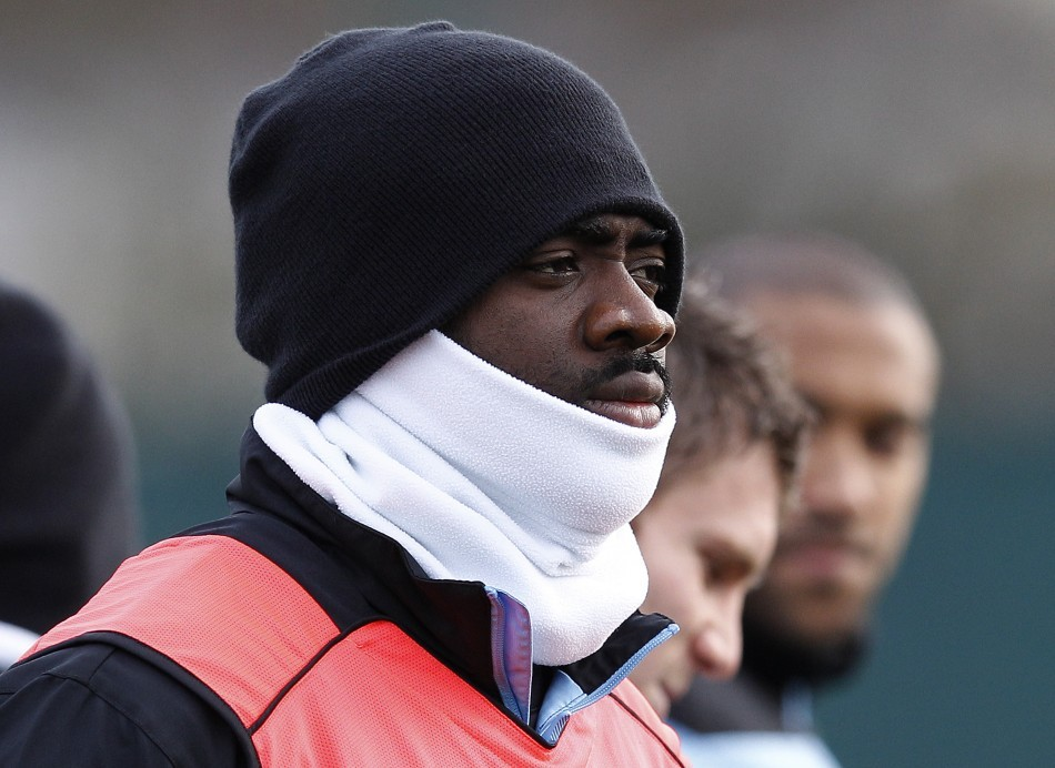 Kolo Toure May be on His Way out of the Etihad