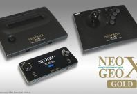 NeoGeo X Gold Release Date and Price Announced by Tommo