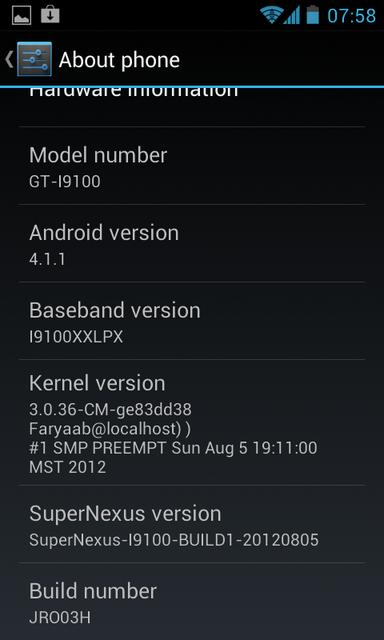 SuperNexus ROM Based on Jelly Bean Arrives on Samsung Galaxy S2 [How to Install]
