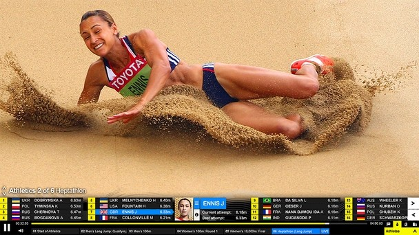 Olympics Drives 55m Online Viewers to BBC Sport Top 10 Moments Named