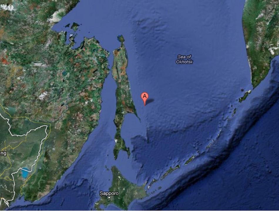 Strong Earthquake with 7.5 Magnitude Hits Off North of Japan ... on shikoku japan map, hokkaido japan map, indonesia japan map, kuril islands japan map, alaska japan map, tsugaru strait japan map, pacific ocean japan map, nansei japan map, japan korea strait map, tokyo japan map, akita japan map, sakhalin japan map, russia japan map, narita japan map, mount fuji japan map, iwo jima island japan map, kyoto japan map, japan japanese alps map, okinawa japan map, china japan map,