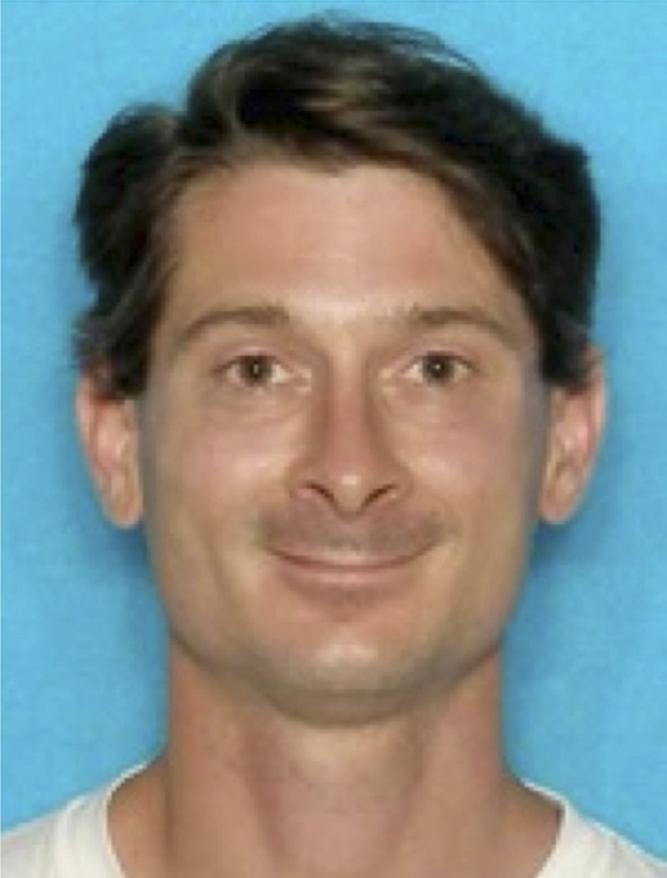 Texas Shooting Suspect Thomas Caffall.