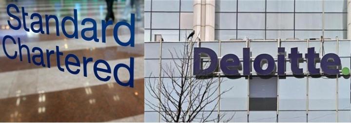 Standard Chartered Deloitte Touche