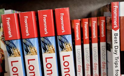 Frommer's Guides bought by Google